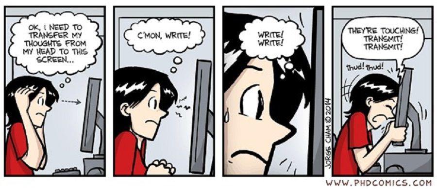 Wissenschaftliche Arbeit schreiben